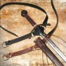 Sword Girdle - brown
