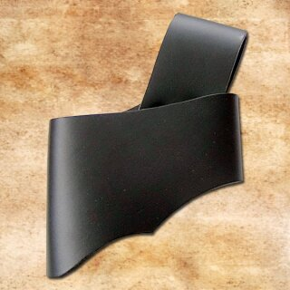 Larp - Sword Halter - brown, large