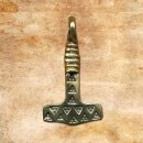 Thors Hammer 7 - bronze