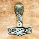 Thors Hammer 24 - silber