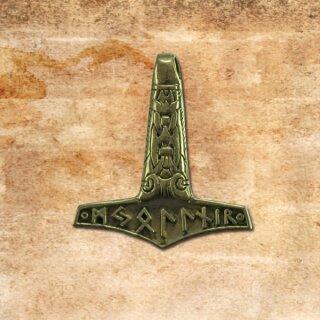 Thors Hammer 25 - silber