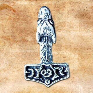 Pendant Wolf Hammer - Bronze/bronze