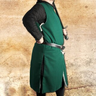 Ritter Surcoat, 1100 - 1300 - blau