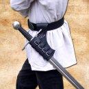 Buckle Sword Halter - black