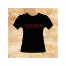 Girlie-Shirt Teufelsweib - Escort from Hell - XL