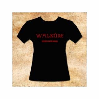 Girlie-Shirt Valkyre - Service Crew Valhal - L