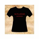 Girlie-Shirt Walküre - Service Crew Valhal - XL