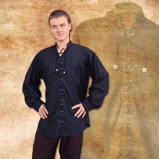 Hemd aus Baumwolle - XXXL, weiß