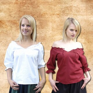 Laced Blouse Donna