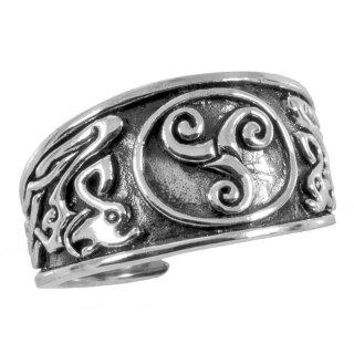 Keltischer Ring 15 - Silber 60-70