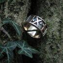 Runenring 32 Thor - Bronze 52-60