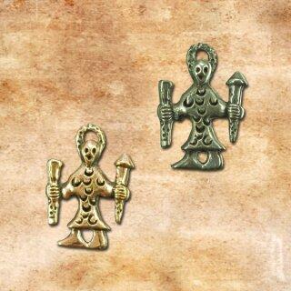 Odinamulett 66 - Bronze