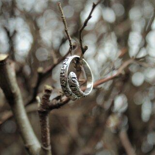 Gotland Ring 34 - 60-70 silver