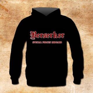 Hoodie Berserker - Special Forces Midgard