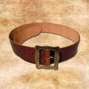 Lansquenet Belt, 5 cm -black, S, silver