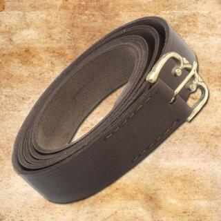 Belt, 1500-1600 - brown