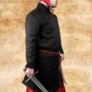Infantry Gambeson, black S