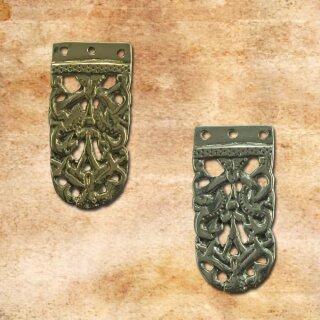 Riemenendstück - Bronze